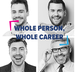 Whole person whole career
