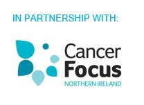 In partnership with Cancer Focus NI