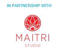 In partnership with Maitri Studio