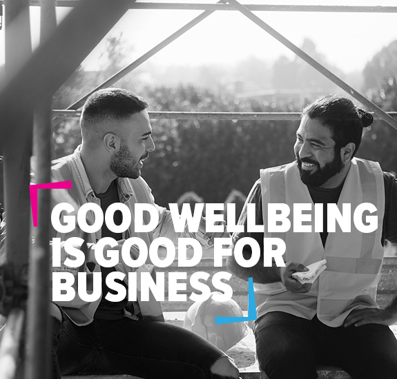CRux_Michael Graham Good Wellbeing is Good for Business