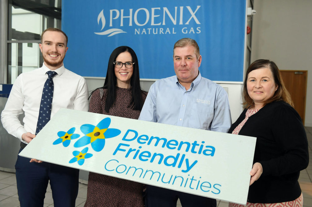 PNG becomes Dementia Friendly