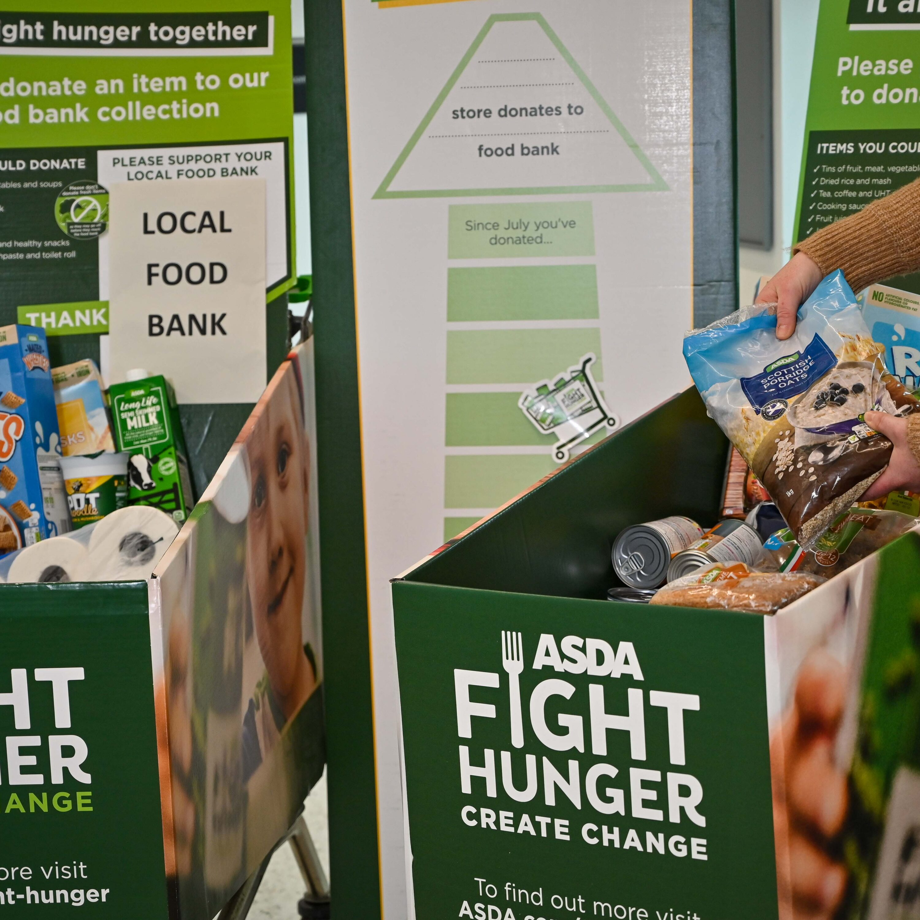 Fight Hunger Food Drive